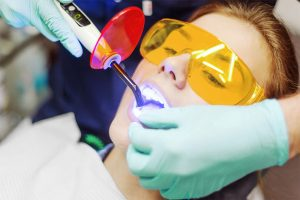 Laser dentistry in Stamford, CT